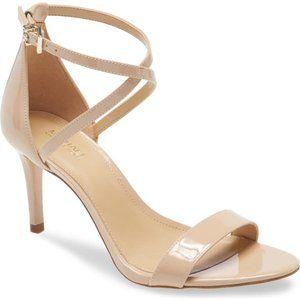 NWT Michael Kors Ava Strappy Blush Sandals